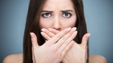 how to get rid of bad breath in the morning