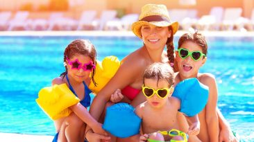 Top 5 Benefits of Vacationing With Kids